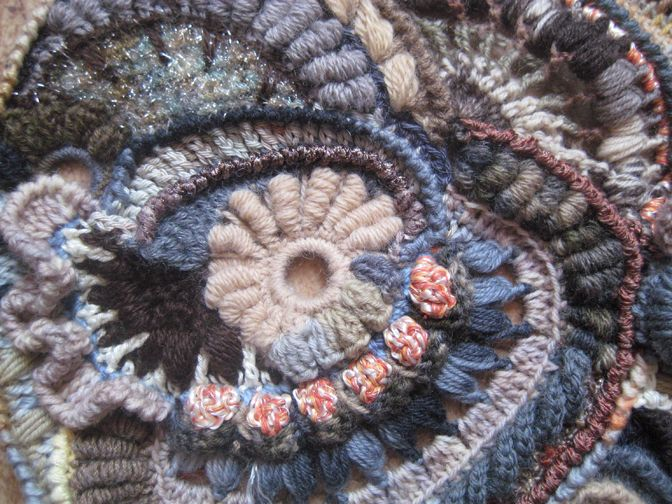 Olgemini Freeform Crochet