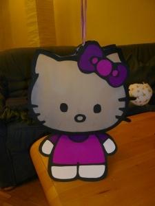 Hello Kitty Lampion
