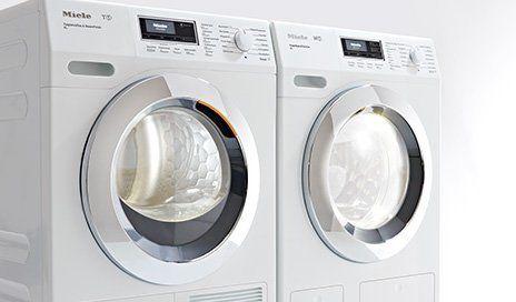 Miele W1 T1 - Le nuove lavabiancheria W1 e asciugabiancheria T1 #miele