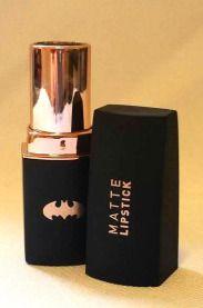 Batman matte lipstick