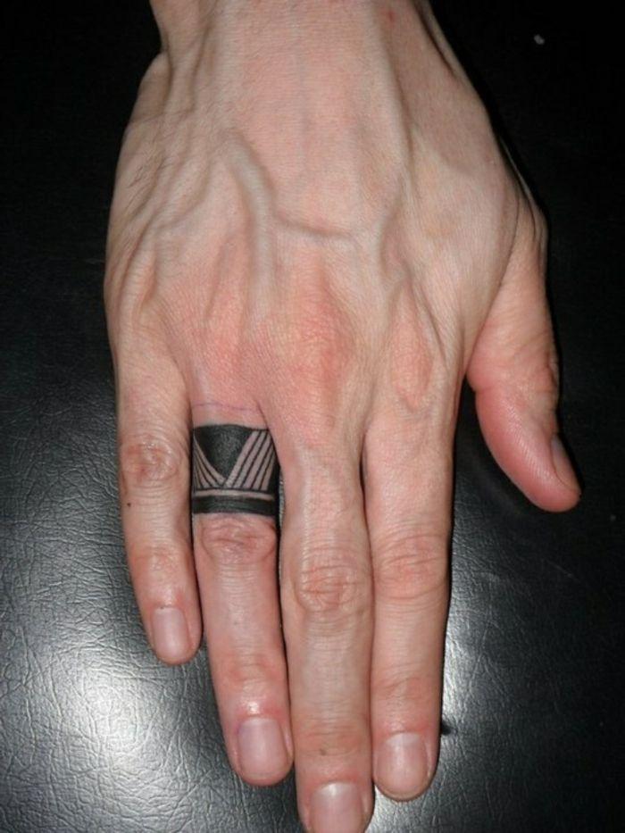 1001 Ideas Y Consejos De Tatuajes En Los Dedos Tatús