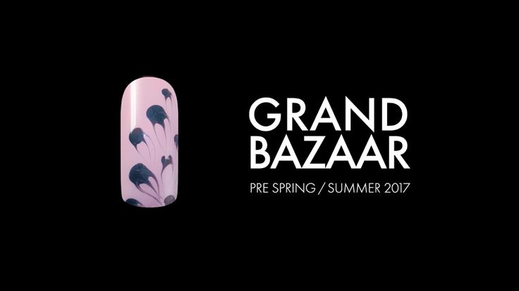 Grand Bazaar Nail Art 102