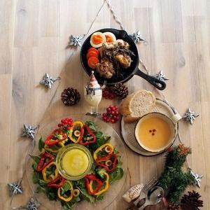 おひとりさまのクリスマス by くんきんさん | レシピブログ - 料理ブログのレシピ満載! こんにちはくんきんです(*^ー^)ノ♪きっかけ君はこない~♪恒例なので、ワンフレーズのみ(笑)上下娘はもちろん留守(笑)イヴなので、お昼はクリスマスメニューにしてみました。クリスマスメニュー*チキンの...
