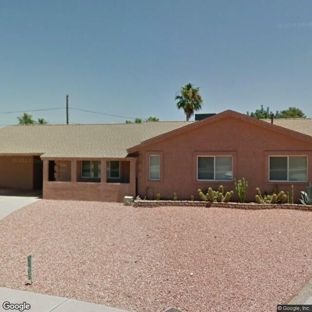 11631 N Hagen Dr, Sun City, Arizona | Instant Street View