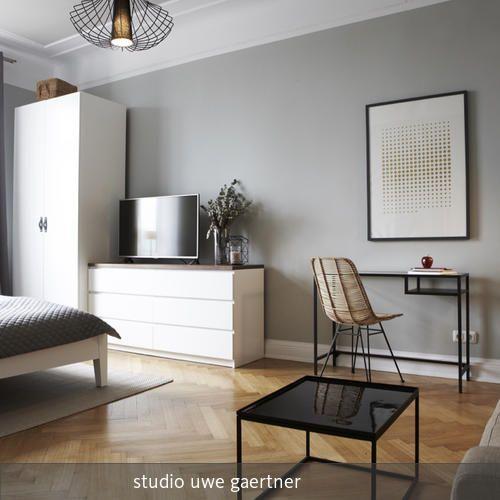 217 besten Schlafzimmer Bilder auf Pinterest Altbauten - wohn und schlafzimmer