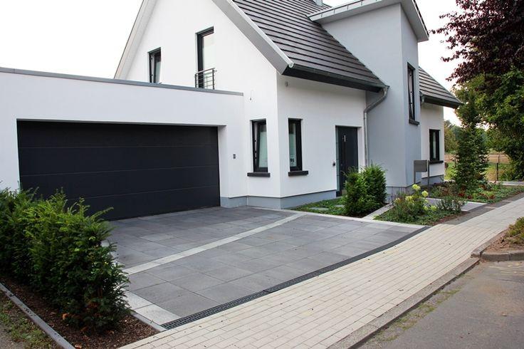 33 besten garage bilder auf pinterest aussen garage for Carport landscaping ideas