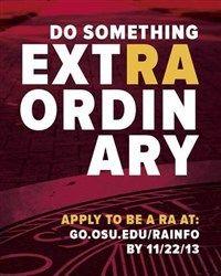 OSU RA Recruitment