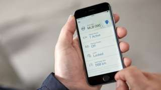 Innovation- Volvo tries out keyless car app, a huge step for the market  as would make it much easier for rental companies to hire out cars. Volvo has agreed for a partnership with rental company Gothenburg to test the idea.