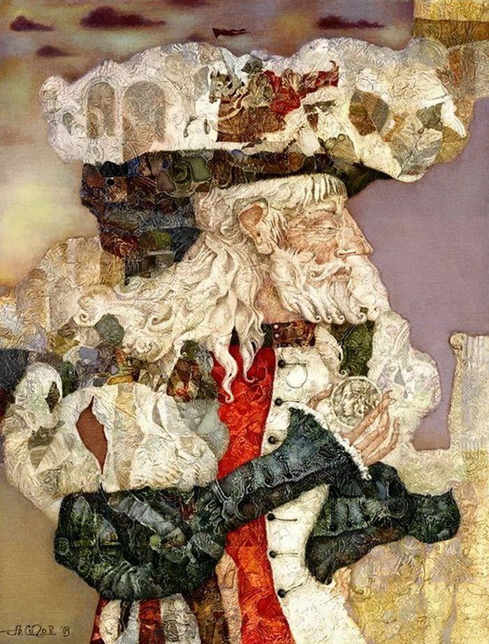художника Александра Сигова
