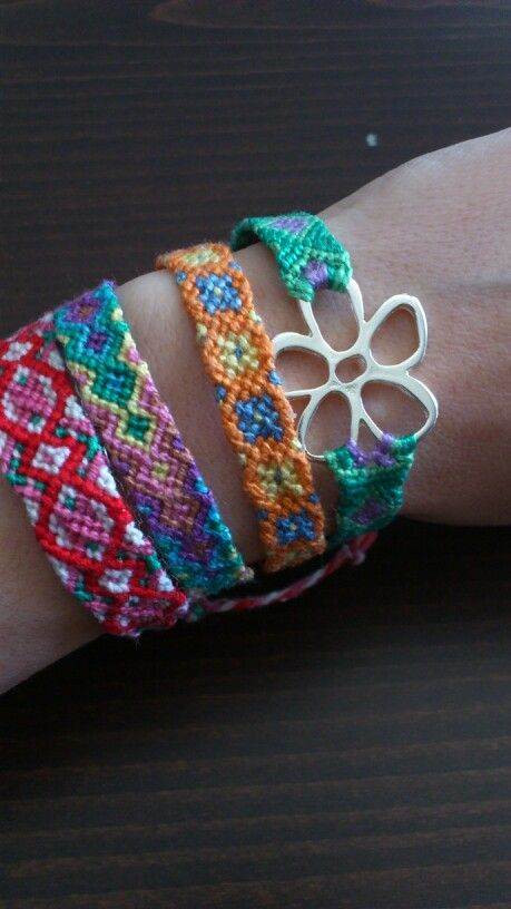 My new bracelets:-)