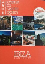 In de 3e druk,gestoken in een nieuw kleurig'jasje'vind je de nieuwste en leukstehotspots!    De reisgids come in we're open IBIZA geeft je een 'taste of the island'. Boordevol met de leukste winkels, str...