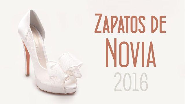 Novedades en zapatos,peinados. maquillaje, vestidos,bijouterie todo el glam para fiestas eventos: Zapatos de Novia 2016