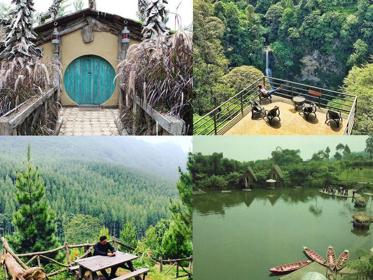 Sumber: instagram   Tempat ini namanya melejit menjadi destinasi wisata di Bandung paling trending. Apalagi pada liburan akhir tahun 2015...