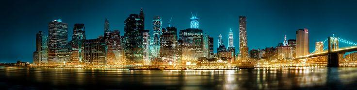 New York Skyline by Ralph K. Penno Photography, Berlin, Germany