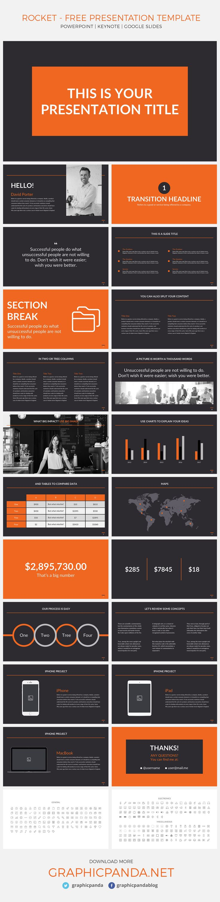 47 best FREE POWERPOINT TEMPLATES, FREE KEYNOTES THEMES, FREE GOOGLE ...