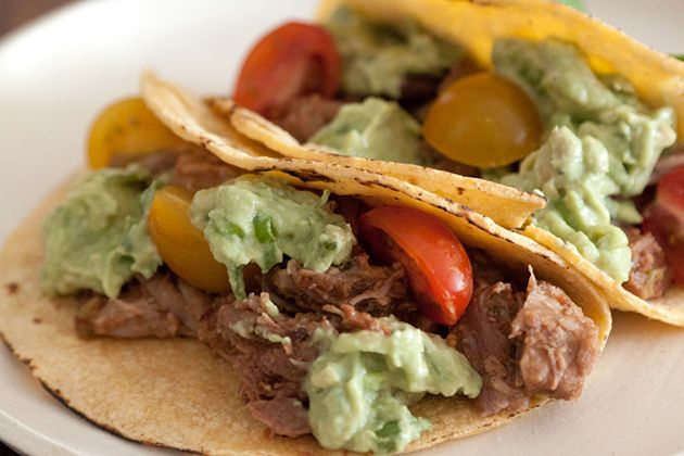 Tasty Kitchen Blog Sweet Pulled Pork Tacos with Avocado Cream Sauce: Crock Pots, Pork Tacos, Kitchens Blog, Cream Sauces, Blog Great Recipe, Pulled Pork, Blog Sweets, Cooking Recipes, Avocado Cream