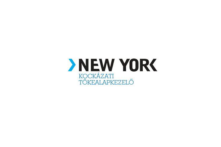 NEW YORK Kockázati Tőkealap logo design by @Dekoratio Brand Studio