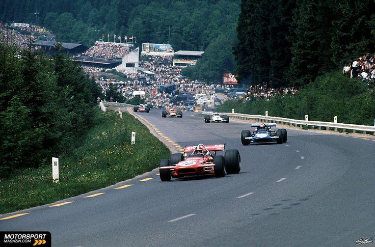 Spa-Francorchamps 1970