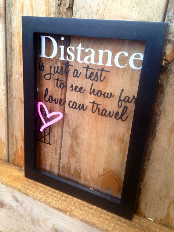 5x7 Distance is just a test to see how far by PUMPSandDERRICKS, $15.00 (©/Pat. Pending where applicable)