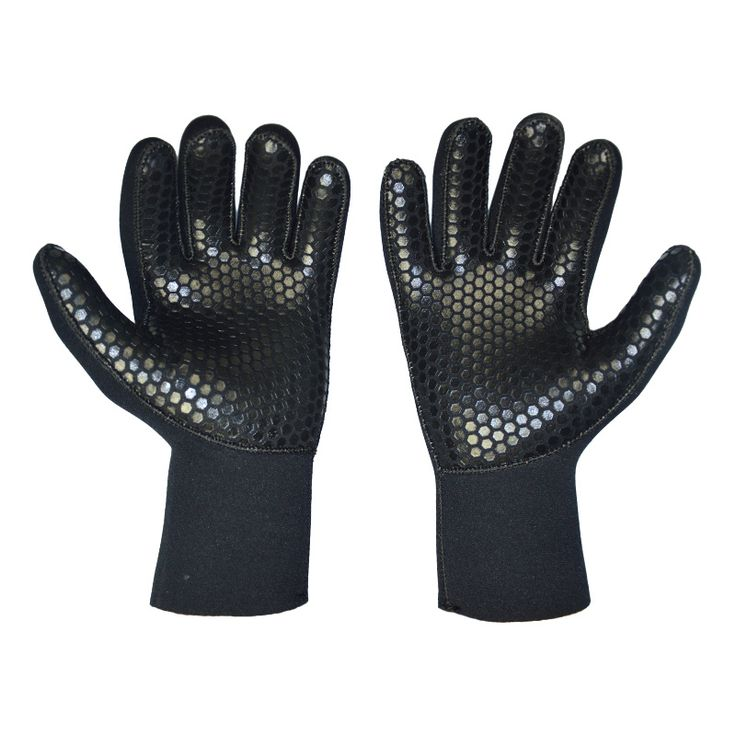 5mm Neoprene Diving Gloves for Spearfishing Underwater Hunting Fishing Keep Warm Scuba Free Dive Gears Accessories Kayak DS-04
