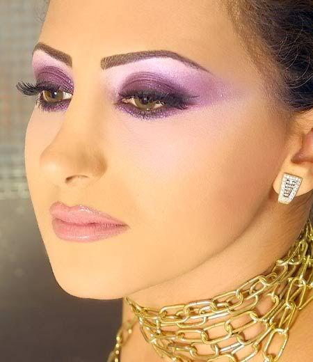 maquillage oriental 53 - Maquillage Libanais Mariage