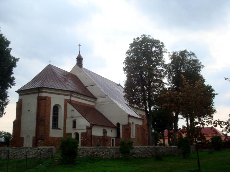 Kościół p.w. Świętej Trójcy w Nowym Mieście
