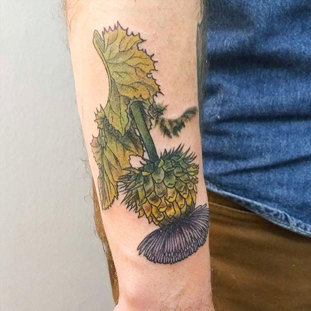 #cardo para mi amigo y colega @_sanmilano ❤   Tengo turnos disponibles! 🙌  Consultas por mensaje privado.    #tattoo #botanicaltattoo #tattooed #tattooartist #flowers #belpainefilu #bttbuenosaires #inkedmag #inked #tattoodesign #flowertattoo #tattoolife #equilatter #plants #TAOT #nature #botanical #garden #naturetattoo #smalltattoo #floraltattoo #silverbackink #pretty #greenpoint  #igersbuenosaires #ig_Argentina