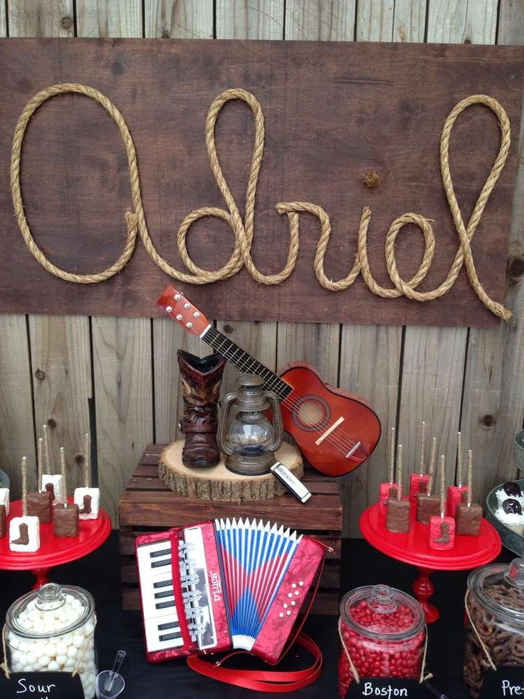 Best 20 western party decorations ideas on pinterest for Decoration western country