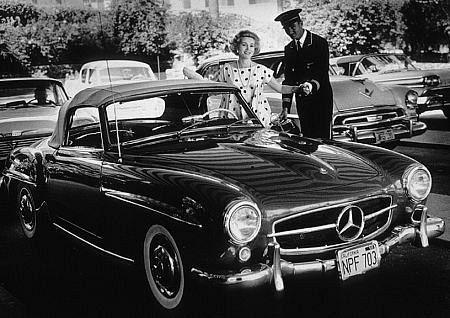 Mercedes Benz 190 SL ... For all your Mercedes Benz 190SL restoration needs please visit us http://www.bruceadams190sl.com/