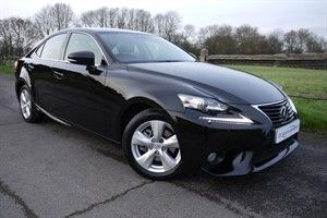 used Lexus IS 300 H SE in surrey
