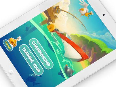 Upcoming iOS Game