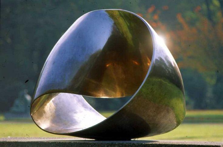 Endless Loop, Max Bill , Middelheim Museum