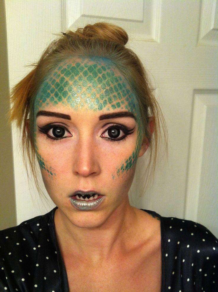 My homemade mermaid costume! - Imgur