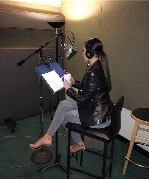 Nosee Rosee: Kim Kardashian Back In The Studio?