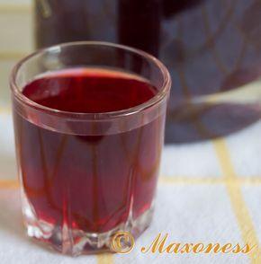 Наливка из терновых ягод. Немецкая кухня