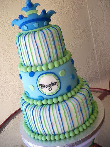 birthday cake idea #1 Nikhil s 1st birthday party ...