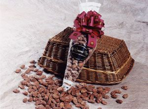 Als Gourmet Nuts Decorative Cello Cones