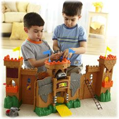 Castillo Friends™ de Imaginext®