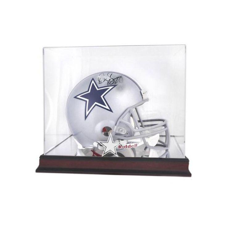Dallas Cowboys - Tony Romo Dez Bryant Autographed Full Size NFL Helmet