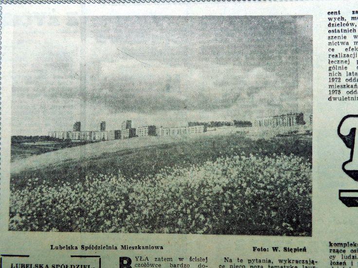 1977 r. Rury os. im. H. Sienkiewicza źródło; Mateusz R.