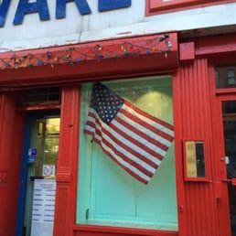 Photo of Wankel's Hardware - New York, NY, United States. They got it! Flag Day...6/14/16