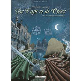 De Cape Et De Crocs Tome 1 - Le Secret Du Janissaire   de Alain Ayroles