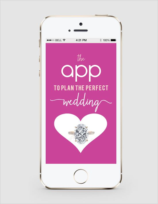 youll love this wedding app and website to keep you organized during your engagement