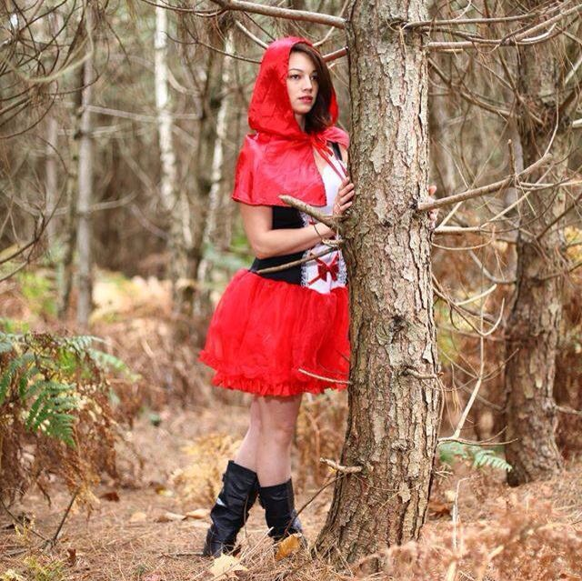 Shoot in the woods Photographer:Tony Sutton