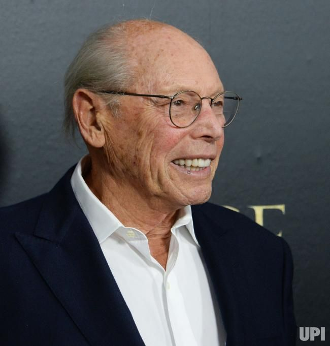 """Producer Irwin Winkler attends the premiere of the motion picture historical drama """"Silence"""" at the Directors Guild of America (DGA) in Los…"""