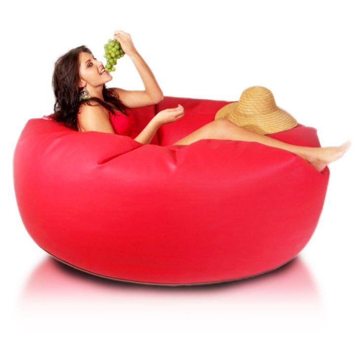 Kolejnym fajnym #prezentem jest Giga Duża #Sofa Love 2+1. Zamienisz tradycyjne sofy na naszą miękką #pufę wypełnioną kuleczkami do masażu.