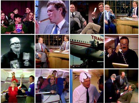 Letterman Montage