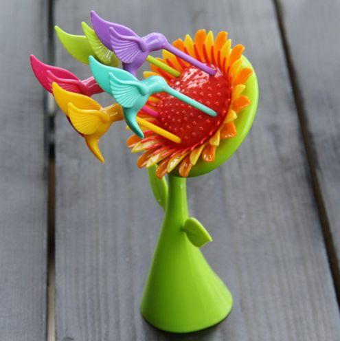 K-waii - Pinchitos Flower Fruit http://www.regalitolindo.cl/product/138798/pinchitos-flower-fruit