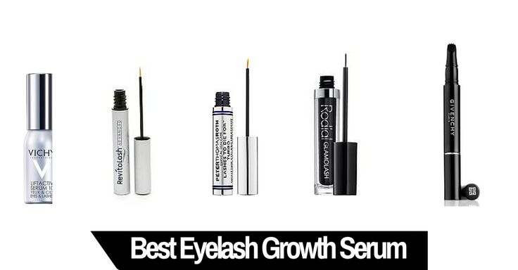Best Eyelash Growth Serum Of 2015