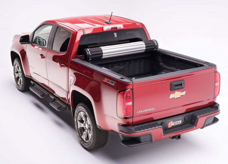 Tapa Cubre Batea  para Chevrolet Colorado / Canyon 2015+ Revolver X2 BAK Industries